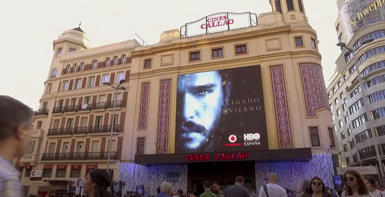 """PACKED PREMIERE OF THE 7TH SEASON OF """"GAME OF THRONES"""""""