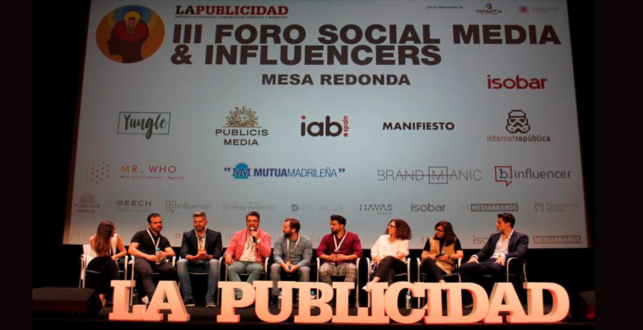 CALLAO SEDE DEL EXITOSO FORO SOBRE SOCIAL MEDIA & INFLUENCERS ORGANIZADO POR LA PUBLICIDAD