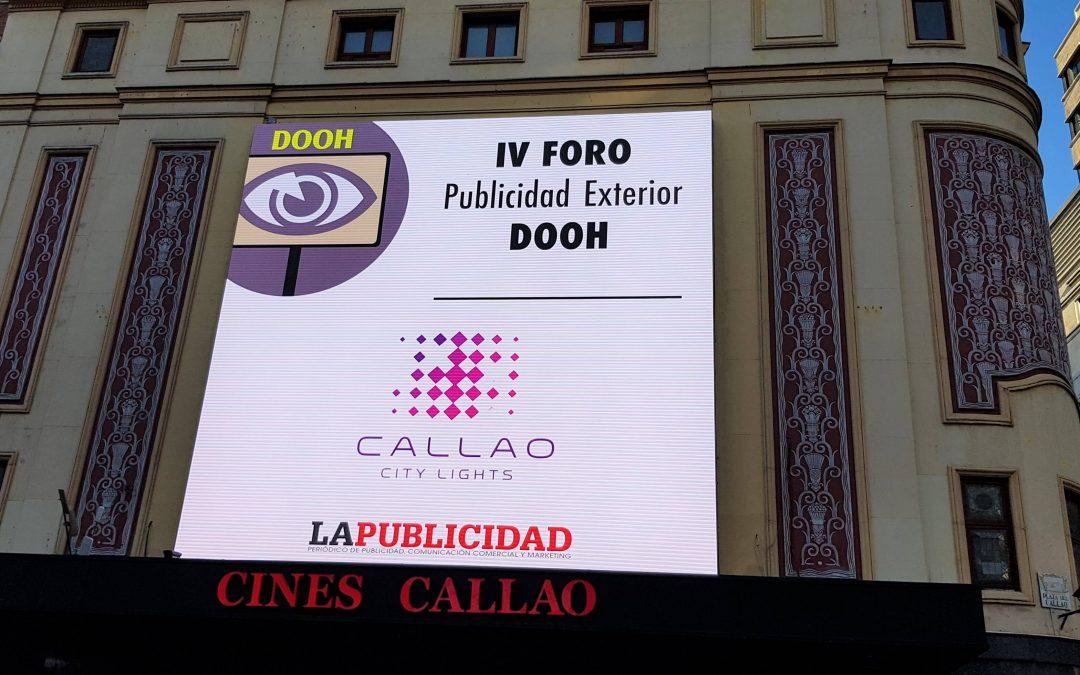 LA PUBLICIDAD CELEBRA EN CALLAO EL IV FORO DE PUBLICIDAD EXTERIOR DOOH