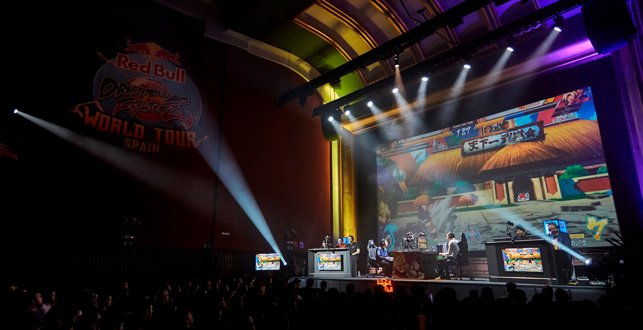 CALLAO HOSTS THE RED BULL DRAGON BALL FIGHTERZ WORLD CHAMPIONSHIP