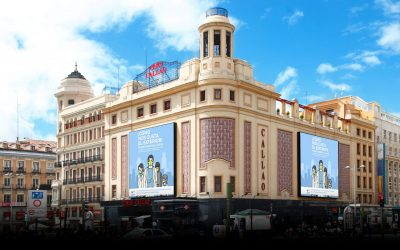 CALLAO CITY LIGHTS PARTICIPATES IN THE AEPE FEDERATION CAMPAIGN TO SUPPORT THE EXTERIOR MEDIA