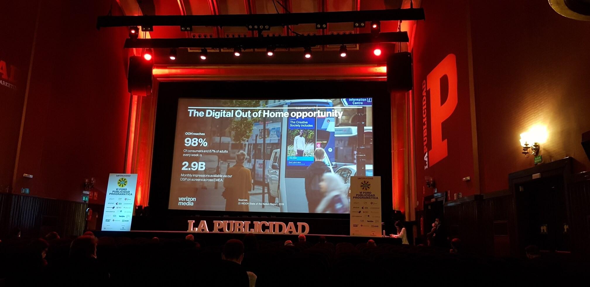 CALLAO CITY LIGHTS, HOSTS THE VI PROGRAMMATIC ADVERTISING FORUM ORGANIZED BY LA PUBLICIDAD