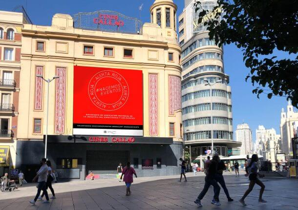 CALLAO CITY LIGHTS JOINS THE 'RED ALERT EVENTS' MOVEMENT