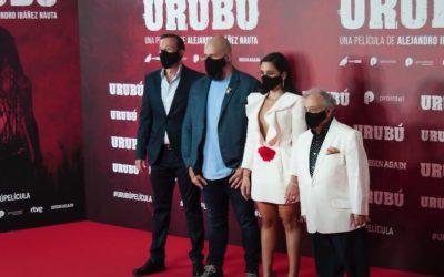 EXITOSA Y 'BLANCA' PREMIERE DE 'URUBÚ', ÓPERA PRIMA DE ALEJANDRO IBÁÑEZ
