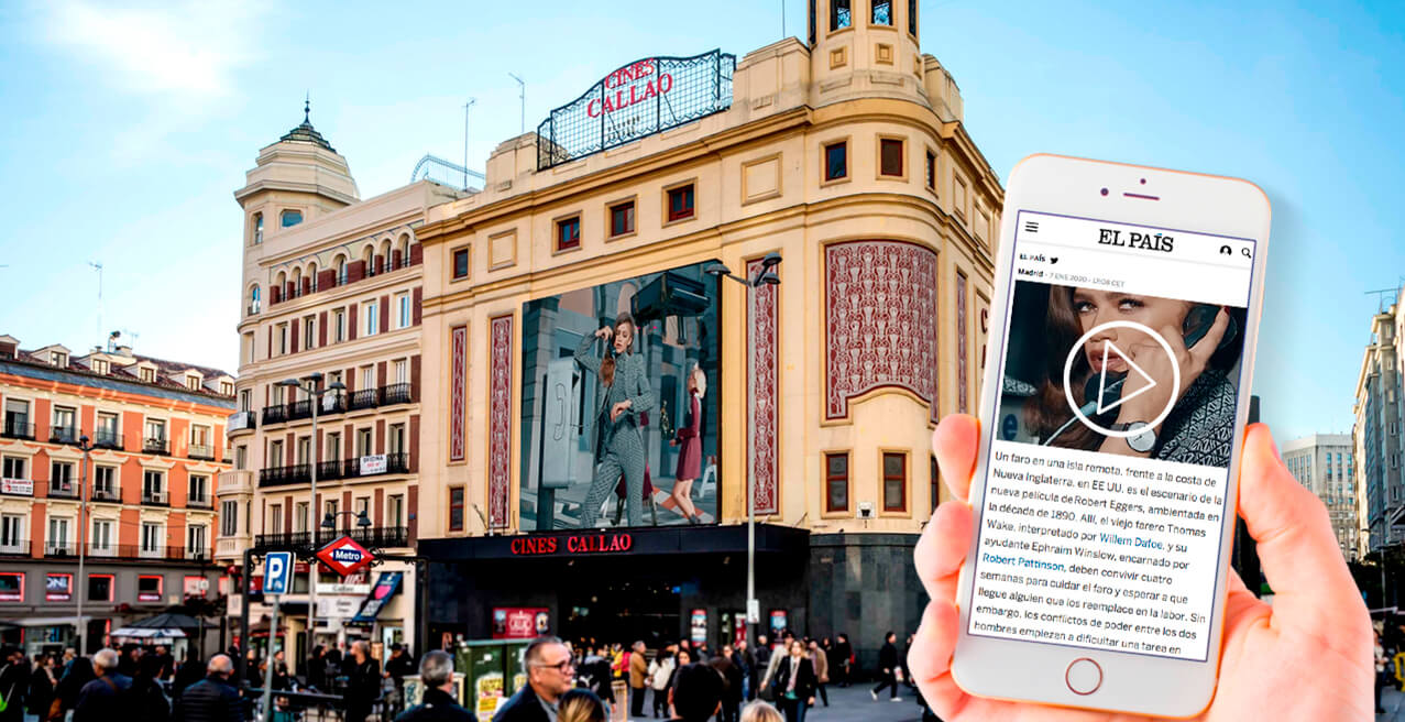 TOMMY HILFIGER AND CALLAO CITY LIGHTS