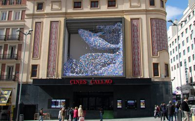3D ARRIVES TO THE OUTDOOR MEDIA IN SPAIN WITH CALLAO CITY LIGHTS AND BCN VISUALS