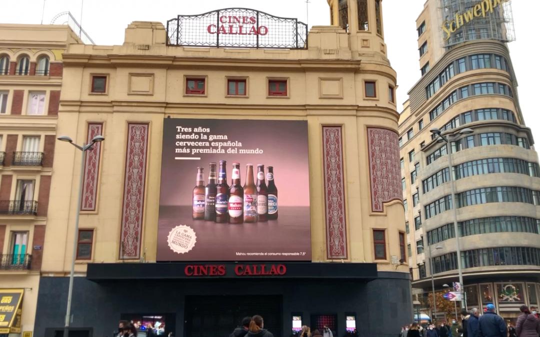 AUMENTAN MÁS DE UN 20% LOS USUARIOS DE CALLAO CITY LIGHTS
