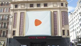 ZALANDO PRESENTS ITS NEW 'STREET IT ALL'  CAMPAIGN WITH 3D SCREENS IN CALLAO CITY LIGHTS
