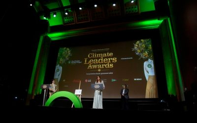 CALLAO CITY LIGHTS ACOGE LA ENTREGA DE LOS CLIMATE LEADERS AWARDS