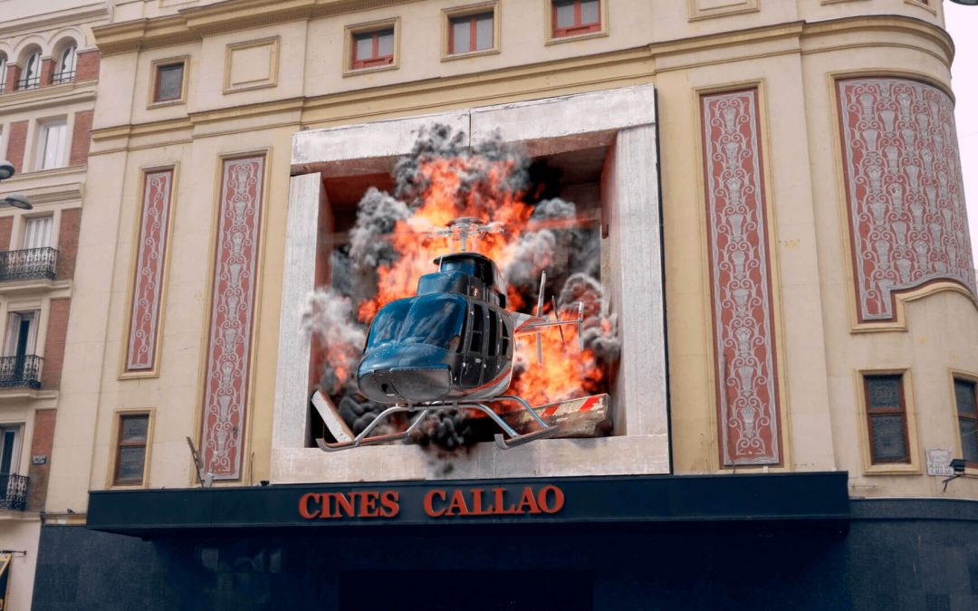 AMAZON'S 'TOM CLANCY'S WITHOUT REMORSE' OPENS IN 3D AT CALLAO CITY LIGHTS
