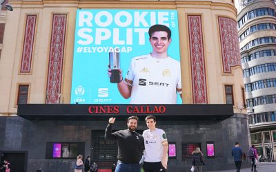 SURPRISE ACTION BY SEAT IN CALLAO TO A PROFESSIONAL ESPORTS PLAYER