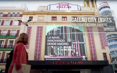 CALLAO CITY LIGHTS PARTICIPA EN LA CAMPAÑA 'FABRICADO EN MADRID'