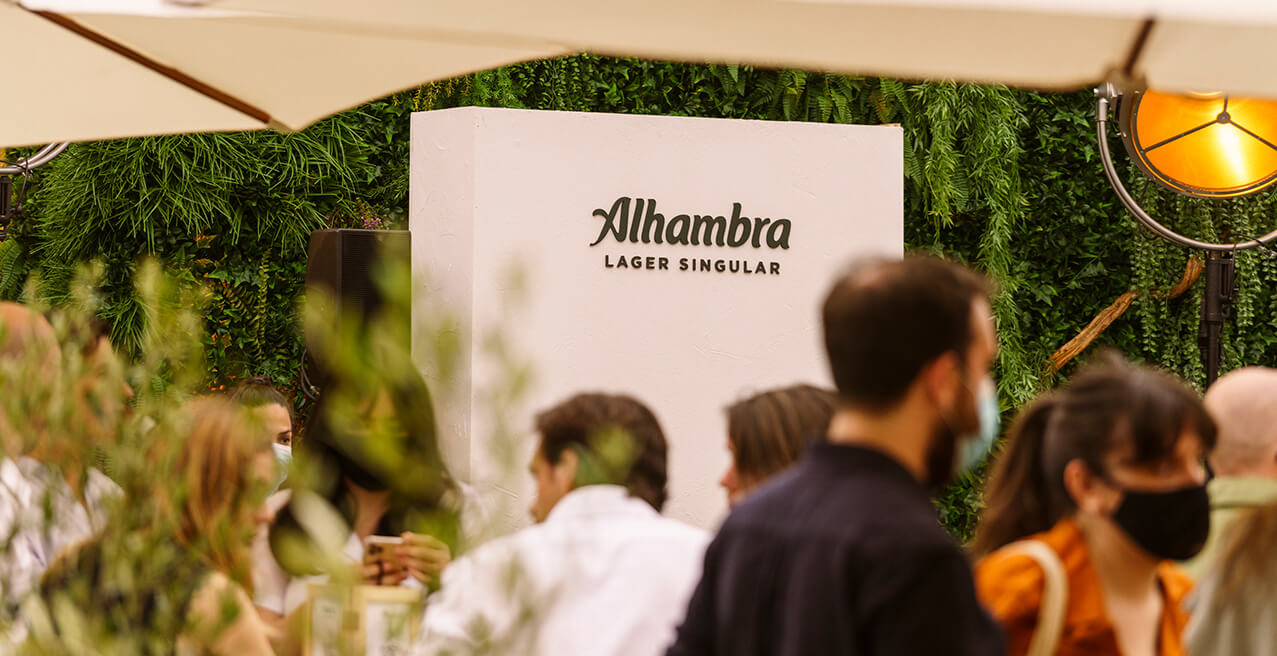 Evento Alhambra LagerSingular