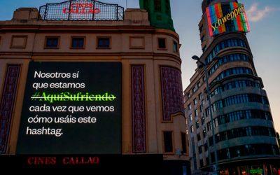 TELÉFONO DE LA ESPERANZA SE APROPIA DEL HASHTAG VERANIEGO #AquíSufriendo EN FAVOR DE LA SALUD MENTAL