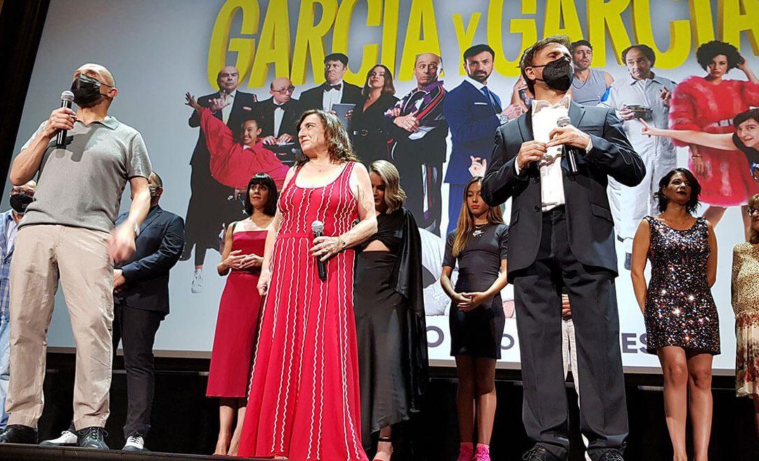 VUELVE EL PHOTOCALL EN EXTERIOR CON LA PREMIERE DE 'GARCÍA Y GARCÍA'