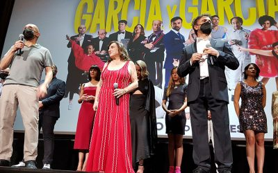 THE OUTDOOR PHOTOCALL RETURNS WITH THE PREMIERE OF 'GARCÍA Y GARCÍA'.