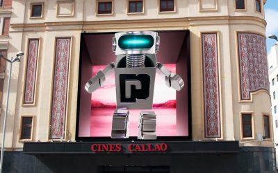 PHANTOM EL PRIMER PERFUME CONECTADO SE PRESENTA EN 3D EN CALLAO CITY LIGHTS