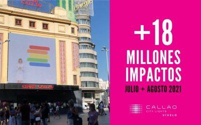 CRECEN UN 128% LOS IMPACTOS CALLAO CITY LIGHTS